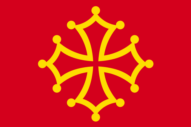 Flag of Occitania